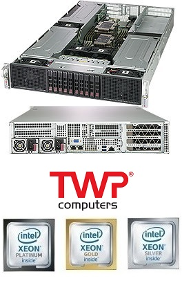 TWP Computers B V  - Amsterdam - NL - Supermicro servers